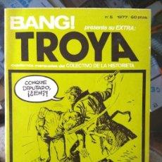 Cómics: COMIC - BANG! TROYA Nº 5. Lote 168430164
