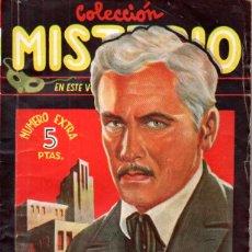 Cómics: EDGAR WALLACE : EL DOCTOR WARDEN (MISTERIO CLIPER, 1945). Lote 169192164