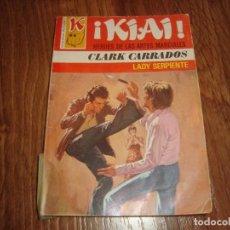 Cómics: KIAI N.3 CLARK CARRADOS. Lote 170001900