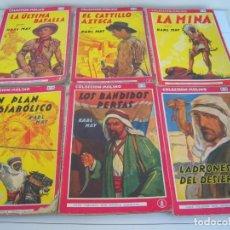 Comics : LOTE MOLINO DE KARL MAY. Lote 170017908