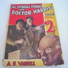 Cómics: LAS EXTRAÑAS TEORIAS DEL DOCTOR HARRIS. Lote 171450009