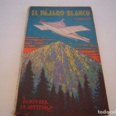 Cómics: EL PAJARO BLANCO. Lote 171512264