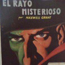Cómics: HOMBRES AUDACES Nº 153 EL RAYO MISTERIOSO POR MAXWELL GRANT. Lote 171665624