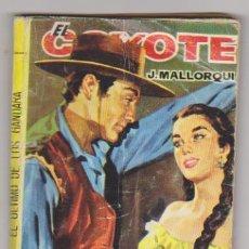 Cómics: EL COYOTE Nº 61. EL ÚLTIMO DE LOS GÁNDARA. CID. Lote 178856975