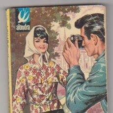 Comics : ALONDRA Nº 478. LA MAJA MODERNA POR CLOTILDE MÉNDEZ. 1ª EDICIÓN BRUGUERA 1962. Lote 171981072