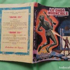 Cómics: LA ONDA INVENCIBLE - JOE BENNETT - LUCHADORES DEL ESPACIO 169. Lote 174009739