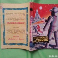 Cómics: LA ESPACIONAVE DEL TERROR - JOE BENNETT - LUCHADORES DEL ESPACIO 175. Lote 174010977