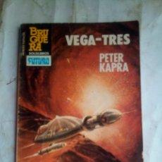 Cómics: HÉROES DEL ESPACIO - Nº 211 -BRUGUERA-1984 -VEGA-TRES -PETER KAPRA-BUENO-DIFÍCIL-LEAN-1844. Lote 174046285