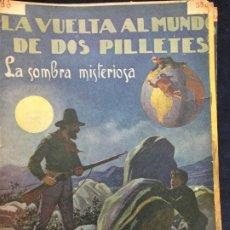 Cómics: LA VUELTA AL MUNDO EN DOS PILLETES - RAMON SOPENA - EDITOR PROVENZA - 18 COMICS. Lote 174913439