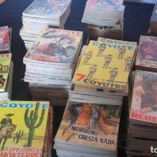 Cómics: MALLORQUI: EL COYOTE. 171 NUMEROS, (CID, 1961 / 1964).. Lote 175032779