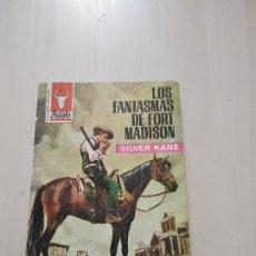 Cómics: LOS FANTASMAS DE FORT MADISON - SILVER KANE. Lote 175897685