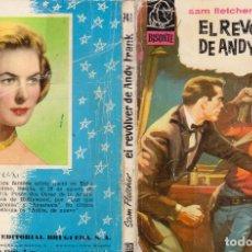 Cómics: NÚMERO 748: EL REVÓLVER DE ANDY FRANK - SAM FLETCHER - BISONTE - AÑO 1962. Lote 176015975
