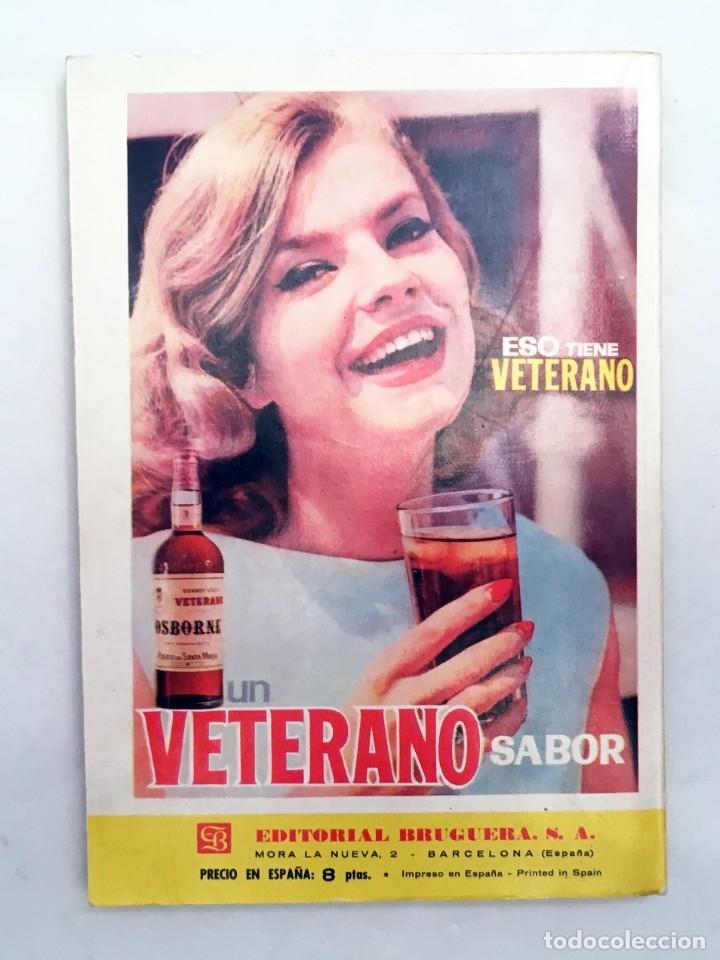 Cómics: UNA CHICA EXPLOSIVA - KEITH LUGER - BRUGUERA COLECCIÓN COLORADO Nº 372 - PRIMERA EDICIÓN 1964 - Foto 2 - 176287618