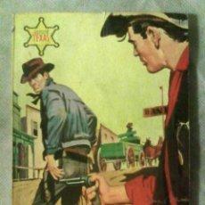Fumetti: COL. SALVAJE TEXAS - REVELACIÓN FUNESTA - MARCIAL LAFUENTE ESTEFANÍA (BRUGUERA, 1960). Lote 176401035