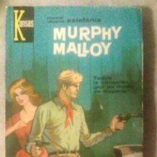 Cómics: KANSAS N.º 251. MURPHY MALLOY. MARCIAL LAFUENTE ESTEFANÍA (BRUGUERA, 1963, 1.ª ED.). BRIGITTE BARDOT. Lote 176849400