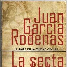 Cómics: LA SECTA DE LAS SOMBRAS (JUAN GARCÍA RODENAS) - 2011 | MITOS DE CTHULHU EN ALBACETE, ESPAÑA. Lote 48601683