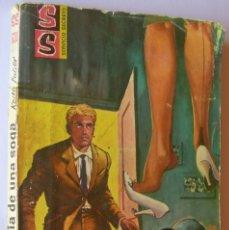 Cómics: ELLA PENDIA DE UNA SOGA. KEITH LUGER. SERVICIO SECRETO Nº 630. EDITORIAL BRUGUERA, 1962 1ª ED.. Lote 177718209