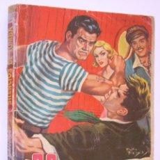 Cómics: SILENCIOS DE TUMBA. MARK HALLORAN. SERVICIO SECRETO Nº 419. EDITORIAL BRUGUERA, 1958 1ª ED.. Lote 177719007