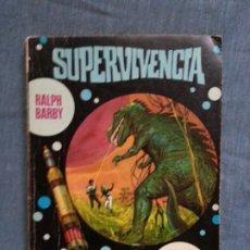 Cómics: SUPERVIVENCIA - RALPH BARBY - LA CONQUISTA DEL ESPACIO 3. Lote 183584181
