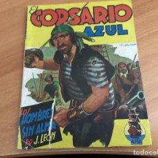 Cómics: EL CORSARIO AZUL Nº 9 LOS HOMBRES SIN ALMA (ED. CLIPER) (COIB39). Lote 184042920