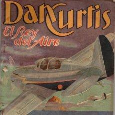 Cómics: DAN CURTIS, EL REY DEL AIRE, NÚM. 2. OPIO. Lote 184060550