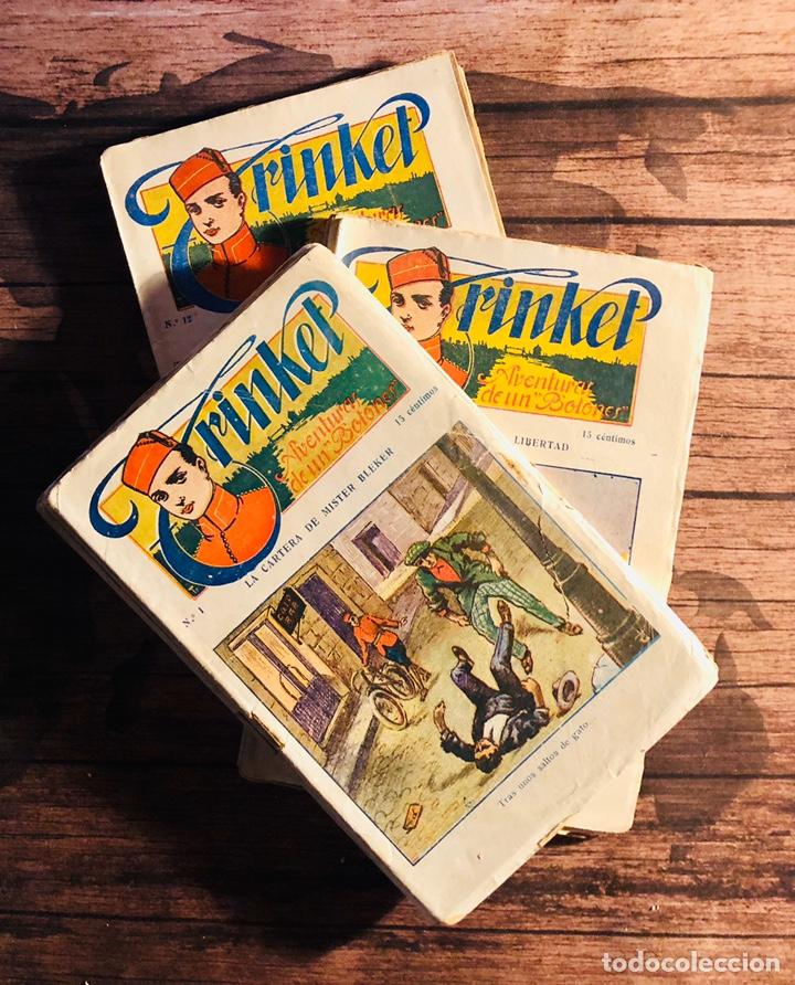 Cómics: Trinket ¡COMPLETA!. - Foto 2 - 184207427