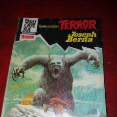 Cómics: NOVELA SELECCION TERROR NUMERO 541.TERROR EN LA ANTARTIDA. Lote 189147146
