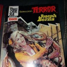 Cómics: NOVELA SELECCION TERROR NUMERO 579. AGUIJON MORTIFERO . Lote 189147821