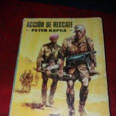 Cómics: NOVELA HAZAÑAS BELICAS NUMERO 561.ACCION DE RESCATE . Lote 189149425