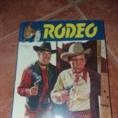 Cómics: NOVELA COLECCION RODEO EXTRA NUMERO 84.RESPUESTAS DE PLOMO Y POLVORA. Lote 189181056