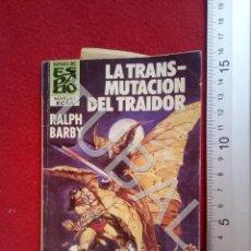 Cómics: TUBAL HÉROES DEL ESPACIO Nº 38 LAS TRANS-MUTACIÓN DEL TRAIDOR U2. Lote 191000116