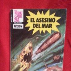 Fumetti: EL ASESINO DEL MAR - ALAN PARKER - METRALLA 175. Lote 191294827