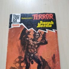 Cómics: EXCURSIÓN AL INFIERNO - JOSEPH BERNA. BRUGUERA TERROR. Lote 191435603