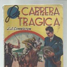 Cómics: LA CARRERA TRÁGICA, 1940, MARISAL. COLECCIÓN A.T.. Lote 191664532