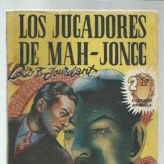 Cómics: LOS JUGADORES DE MAH-JONGG, 1940, MARISAL, BUEN ESTADO. COLECCIÓN A.T.. Lote 191664720