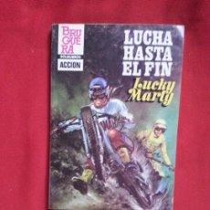 Cómics: LUCHA HASTA EL FIN - LUCKY MARTY - DOBLE JUEGO 56. Lote 191682417