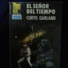 Cómics: EL SEÑOR DEL TIEMPO - CURTIS GARLAND - HEROES DEL ESPACIO 226. Lote 191682976