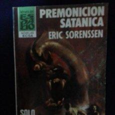 Cómics: PREMONICION SATANICA - ERIC SORENSSEN - HEROES DEL ESPACIO 117. Lote 191683122