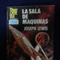 Cómics: LA SALA DE MAQUINAS - JOSEPH LEWIS - HEROES DEL ESPACIO 182. Lote 191683205