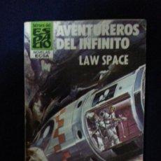 Cómics: AVENTUREROS DEL INFINITO - LAW SPACE - HEROES DEL ESPACIO 130. Lote 191683316