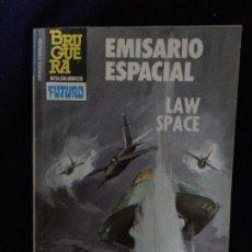 Cómics: EMISARIO ESPACIAL - LAW SPACE - HEROES DEL ESPACIO 180. Lote 191683697
