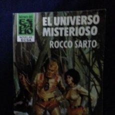 Cómics: EL UNIVERSO MISTERIOSO - ROCCO SARTO - HEROES DEL ESPACIO 120. Lote 191683781