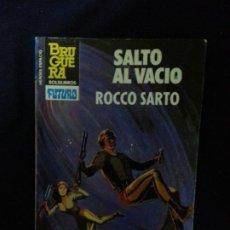 Cómics: SALTO AL VACIO - ROCCO SARTO - HEROES DEL ESPACIO 207. Lote 191683990