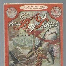 Cómics: EL AS DE LOS BOY-SCOUTS 24, 1930, EDITORIAL GUERRI, BUEN ESTADO. COLECCIÓN A.T.. Lote 191832992