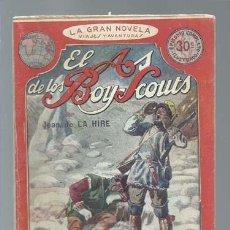 Cómics: EL AS DE LOS BOY-SCOUTS 23, 1930, EDITORIAL GUERRI, BUEN ESTADO. COLECCIÓN A.T.. Lote 191833158