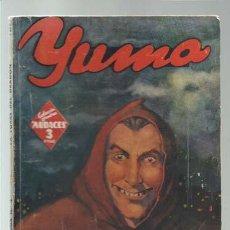 Cómics: COLECCIÓN HOMBRES AUDACES 12: YUMA 3, 1945, MOLINO, BUEN ESTADO. COLECCIÓN A.T.. Lote 191834052