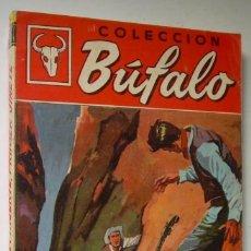 Cómics: LA MUERTE, PRIMER JINETE. A. ROLCEST. COLECCION BUFALO, Nº 286. EDITORIAL BRUGUERA, 1962 1ª ED.. Lote 192065326