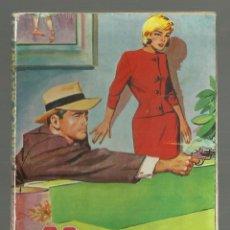 Cómics: ¡TIREN A MATAR!. KEITH LUGER. COLECCION SERVICIO SECRETO, Nº 402. EDITORIAL BRUGUERA, 1958. 1ª ED.. Lote 192708370