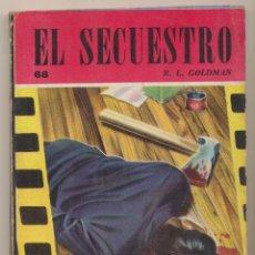 Comics : RASTROS Nº 68. EL SECUESTRO. 1ª EDICIÓN ACME-ARGENTINA 1948. Lote 192915525