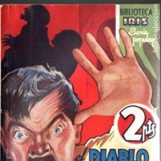 Cómics: NICHOLSON . EL DIABLO GUARDA EL TESORO (IRIS BRUGUERA, C. 1940). Lote 193718103